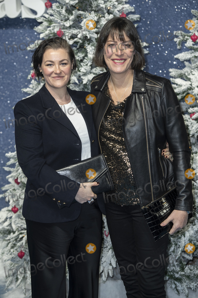 Roots Photo - London UK Rebecca Root (R) at  the UK Premiere of Last Christmas at the BFI Southbank on November 112019 in London EnglandRef LMK386-J5767-121119Gary MitchellLandmark MediaWWWLMKMEDIACOM