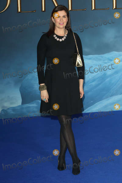 Cinderella Photo - London UK Amanda Lamb at the UK Premiere of Cinderella at Odeon Leicester Square London on March 19th 2015Ref LMK73-50753-200315Keith MayhewLandmark Media WWWLMKMEDIACOM