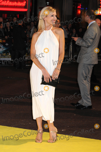 Anneka Svenska Photo - London UK  111010Anneka Svenska at the European premiere of the film Despicable Me held at the Empire Cinema Leicester Square11 Ocotober 2010Matt LewisLandmark Media