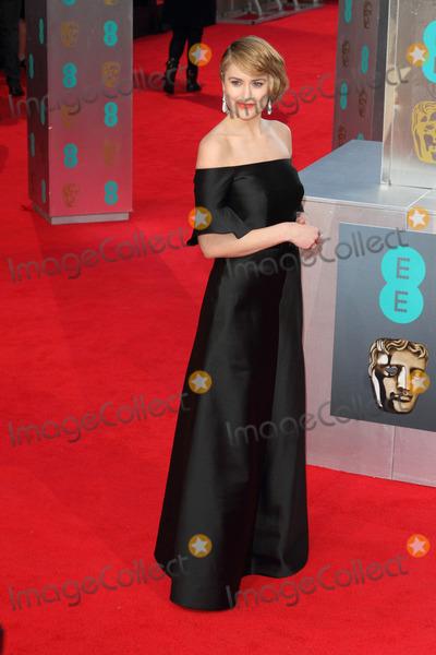 Antonia OBrien Photo - London UK Antonia OBrien at the EE British Academy Film Awards 2014 at The Royal Opera House on February 16 2014 in London England  Ref LMK73-47682-180214Keith MayhewLandmark Media WWWLMKMEDIACOM