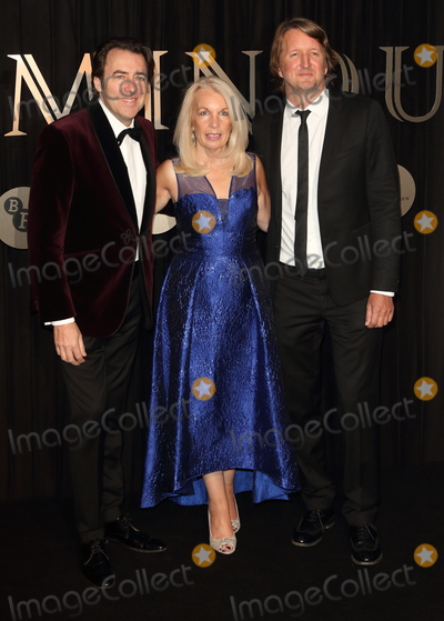 Amanda Nevill Photo - London UK Jonathan Ross Amanda Nevill Tom Hooper at Luminous - BFI Gala Dinner 2017 at The Guildhall Gresham Street London on 3rd October 2017Ref LMK73-J842-041017Keith MayhewLandmark MediaWWWLMKMEDIACOM