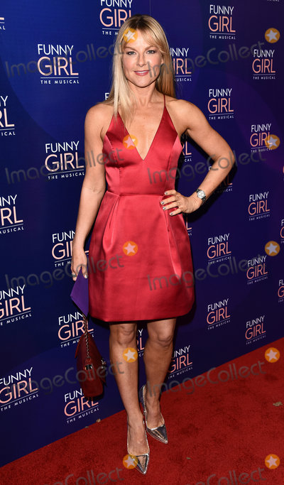 Sarah Hadland Photo - London UK  Sarah Hadland  at Funny Girl Press Night at The Savoy Theatre Charing Cross Road London on Wednesday 20 April 2016 Ref LMK392-60273-210416Vivienne VincentLandmark Media WWWLMKMEDIACOM