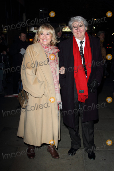 TOM CONTI Photo - London UK   Tom Conti and wife Kara Wilson   at the English National Ballet Christmas Party The Nutcracker  at the St Martins Lane Hotel and the Coliseum London 13th December 2012 Keith MayhewLandmark Media