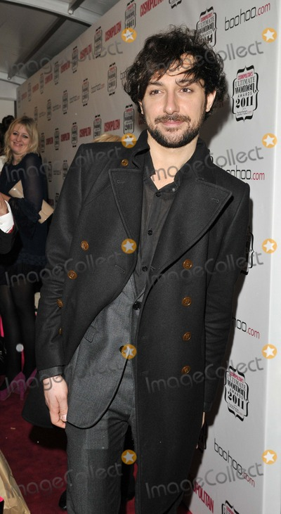 Zane Photo - London UK Alex Zane  attending the Cosmopolitan Ulimate Women Of The Year Awards Banqueting House Whitehall London  3rd November 2011Can NguyenLandmark Media