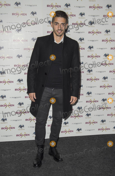 Genesis Photo - London UK  Manuel Lanzini at  the UK Premiere of Iron Men at the Mile End Genesis Cinema on March 2nd 2017 in London EnglandRef LMK386-63058-030317Gary MitchellLandmark Media WWWLMKMEDIACOM