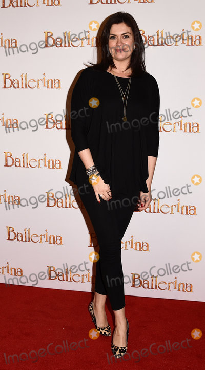 Amanda Lamb Photo - London UK Amanda Lamb at a VIP Special Screening of Ballerina held at The May Fair Hotel Berkeley Street London on Saturday 3 December 2016 Ref LMK392-62321-041216Vivienne VincentLandmark Media WWWLMKMEDIACOM