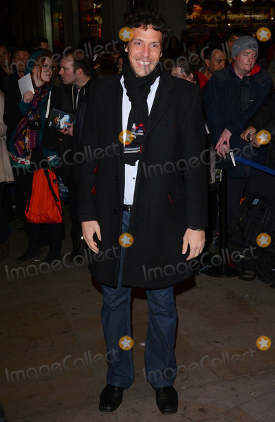 Alex Gaumond Photo - London UK Alex Gaumond at Whatsonstage Theatregoers Choice Awards at the Prince of Wales Theatre London on 23rd  February 2014Ref LMK392-47761-240214Vivienne Vincent Landmark Media WWWLMKMEDIACOM