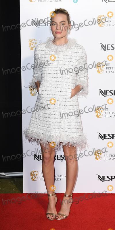 Margot Robbie Photo - London UK  Margot Robbie  at the Charles Finch  Chanel Pre-BAFTAs Dinner at Marks Club London 17th February 2018Ref LMK200-S1151-180218Landmark Media WWWLMKMEDIACOM