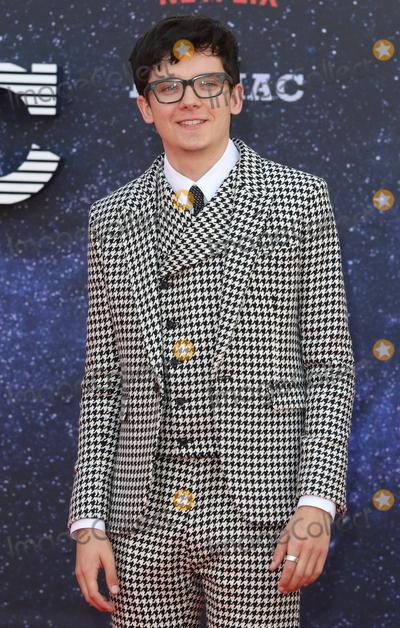 Asa Butterfield Photo - London England UK Asa Butterfield at Maniac UK Netlix TV Premiere at the Southbank Centre London on Thursday 13 September 2018Ref LMK73-J2602-140918Keith MayhewLandmark MediaWWWLMKMEDIACOM