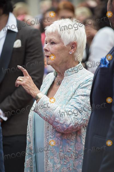 Judi Dench Photo - London UK Judi Dench at the Victoria  Abdul UK premiere held at Odeon Leicester Square on September 5 2017 in London EnglandRef LMK386-J706-060917Gary MitchellLandmark MediaWWWLMKMEDIACOM