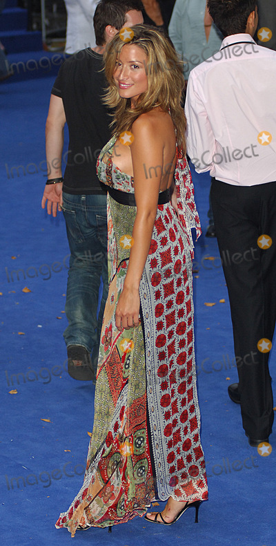 Rebecca Loos Photo - London UK Rebecca Loos  arrives at the European Premiere of new  film  Miami Vice at the Odeon Leicester Square 27th July 2006 Gio DAngelicoLandmark Media