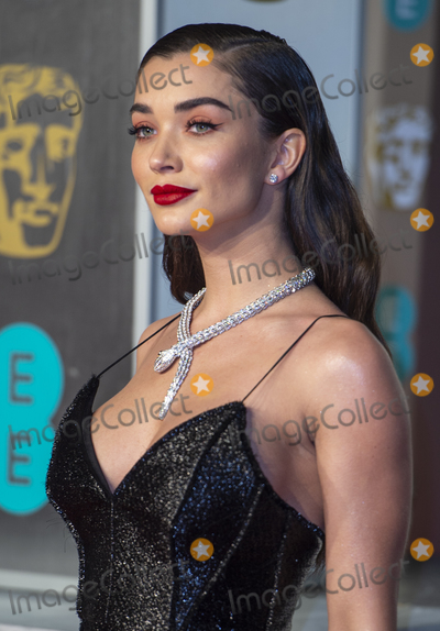 Amy Jackson Photo - London UK  Amy Jackson  at EE British Academy Film Awards at the Royal Albert Hall Kensington London on Sunday February 10th 2019Ref LMK386-S2120-120219Gary MitchellLandmark Media WWWLMKMEDIACOM