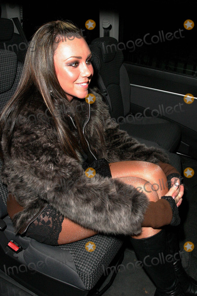 Adele Photo - London Liberty X band member Michelle Heaton arrives at the Embassy Club London for Adele Silvas birthday party  20th November 2004 Paolo PirezLandmark Media