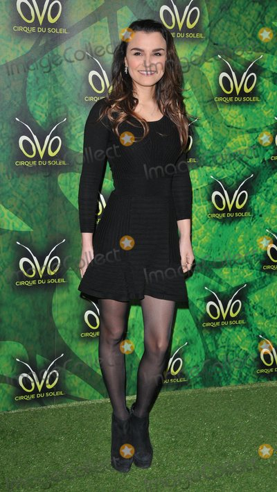 Cirque du Soleil Photo - London UK  100118Samantha Barks at the OVO by Cirque du Soleil press night Royal Albert Hall Kensington Gore10 January 2018Ref LMK315-MB1099-120118Can NguyenLandmark MediaWWWLMKMEDIACOM