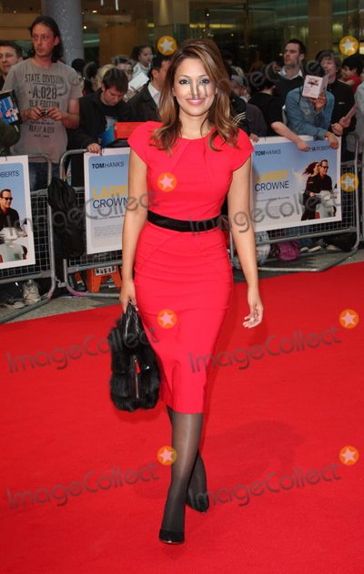 Tamsin Khan Photo - London UK Tamsin Lucia Khan  at the World Premiere of Larry Crowne at the Vue Cinema Westfield Shopping Centre London  6th June 2011    Keith MayhewLandmark Media