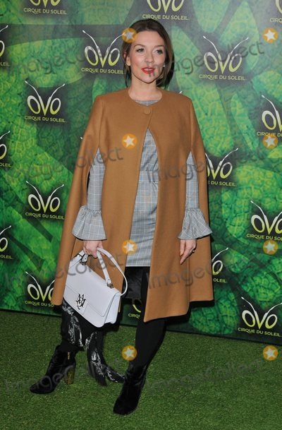 Cirque du Soleil Photo - London UK  100118Candice Brown at the OVO by Cirque du Soleil press night Royal Albert Hall Kensington Gore10 January 2018Ref LMK315-MB1099-120118Can NguyenLandmark MediaWWWLMKMEDIACOM