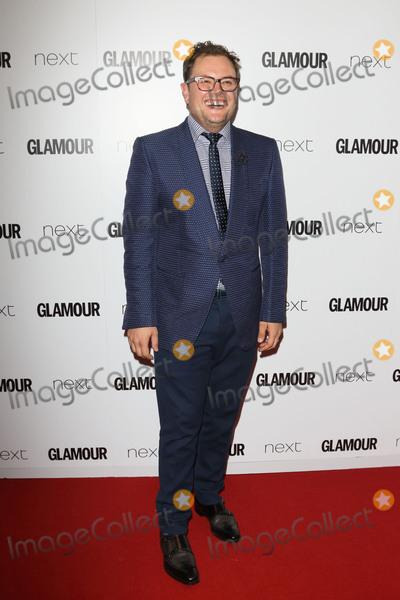 Alan Carr Photo - London UK  Alan Carr  at Glamour Magazine Woman of the Year Awards 2015  at Berkeley Square Gardens London on June 2nd 2015Ref LMK73-51419-030615Keith MayhewLandmark Media WWWLMKMEDIACOM