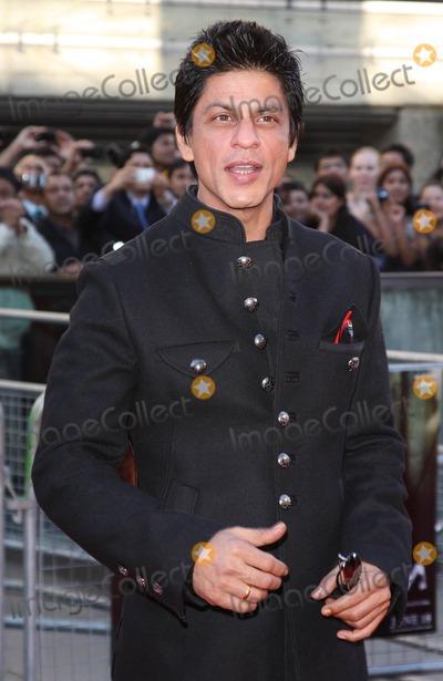 Shahrukh Khan Photo - London UK Shahrukh Khan at the World Premiere of Raavan held at the BFI South Bank London 16th June 2010Keith MayhewLandmark Media
