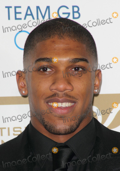 Anthony Joshua Photo - LondonUK Anthony Joshua    at the  BT British Olympic Ball at the Grosvenor House Hotel Park Lane London 30th November 2012 Keith MayhewLandmark Media