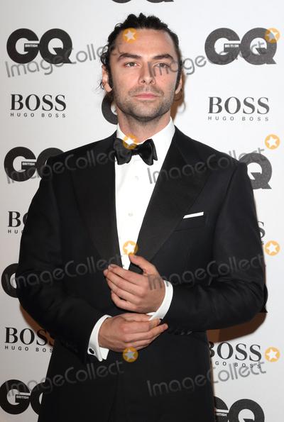 Aidan Turner Photo - LondonUK  Aidan Turner at the GQ Men of the Year Awards 2016 - in association with Hugo Boss -  at the Tate Modern Bankside London 6th September 2016RefLMK73-61345-070916Keith MayhewLandmark MediaWWWLMKMEDIACOM