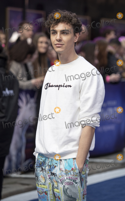 Gary Mitchell Photo - London UK Stevie Ruffs at the Onward UK Premiere at The Curzon Mayfair on February 23 2020 in London EnglandRef LMK386-J6267-250220Gary MitchellLandmark MediaWWWLMKMEDIACOM