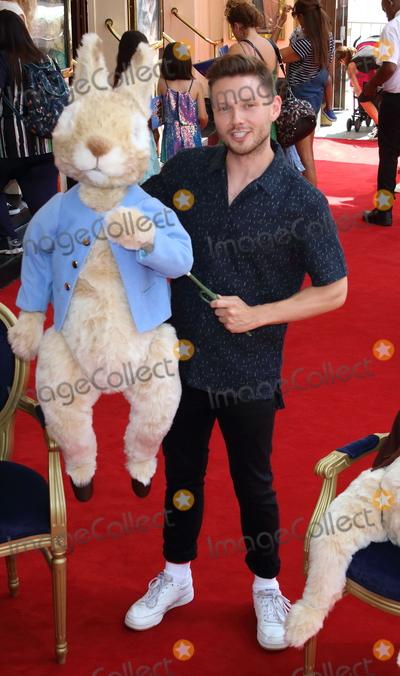 Peter Rabbit Photo - London UK Will Manning at Where is Peter Rabbit Press Day at Theatre Royal Haymarket London on July 23rd 2019Ref LMK73-J5243-240719Keith MayhewLandmark MediaWWWLMKMEDIACOM