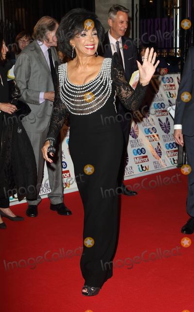 Shirley Bassey Photo - London UK  Dame Shirley Bassey at Pride Of Britain Awards held at Grosvenor House Park Lane London UK on the 30th October 2017 Ref LMK73-J1030-311017Keith MayhewLandmark MediaWWWLMKMEDIACOM