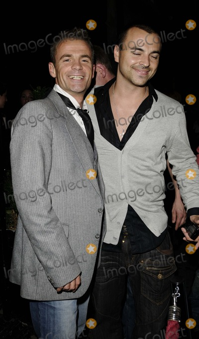 Andy Scott-Lee Photo - LondonUK Julian Bennett and Andy Scott-Lee   at the Miss England 2008 final after party at the Studio Valbonne Bar and nightclub 18th July 2008 Can NguyenLandmark Media