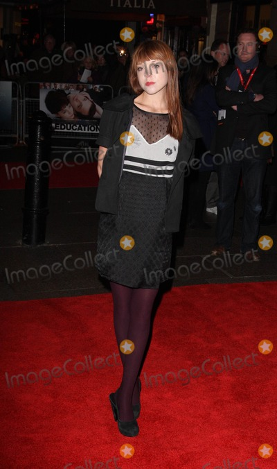 Antonia Campbell-Hughes Photo - London UK Antonia Campbell-Hughes at the 2009 London Film Festival - Gala Screening of An Education at the Vue West End Leicester Square London 20th October 2009Keith MayhewLandmark Media