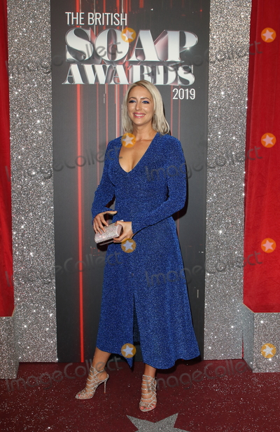 Ali Bastian Photo - Manchester UK Ali Bastian   at the The British Soap Awards 2019 red carpet arrivals The Lowry Media City Salford Manchester UK on June 1st 2019RefLMK73-S2520-020619Keith MayhewLandmark Media WWWLMKMEDIACOM