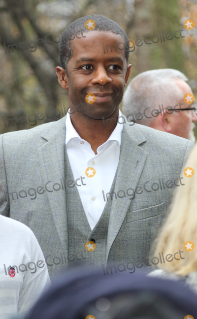 Adrian Lester Photo - London UK  Adrian Lester at Matthew Bournes Sleeping Beauty Gala Performance at Sadlers Wells Theatre Rosebery Avenue London on Sunday 6 November 2015 Ref LMK73-59001-071215Keith MayhewLandmark Media WWWLMKMEDIACOM
