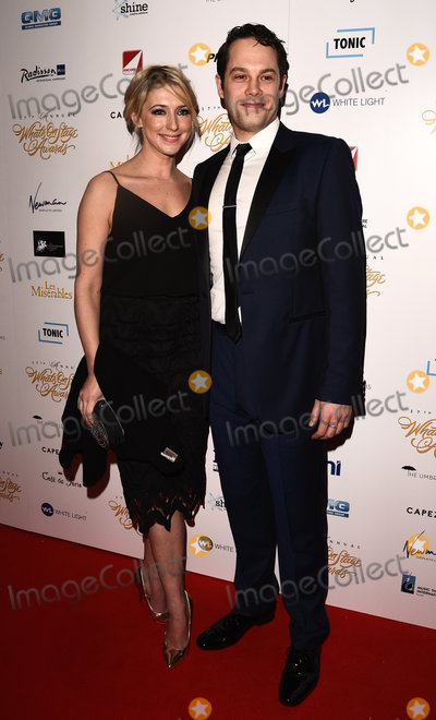 Ali Bastian Photo - London UK Ali Bastian and David OMahony at the 17th Annual Whats On Stage Awards held at The Prince Of Wales Theatre London on Sunday 19 February 2017 Ref LMK392 -61730-200217Vivienne VincentLandmark Media WWWLMKMEDIACOM