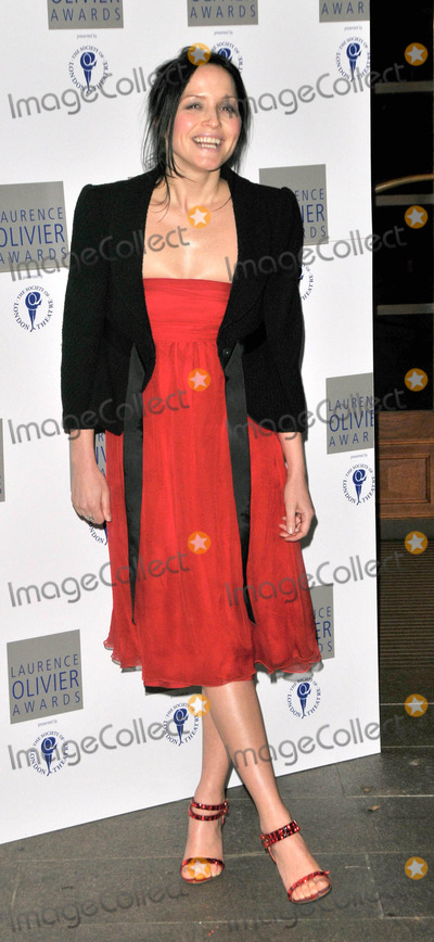 Andrea Corr Photo - London UK Andrea Corr at the Laurence Olivier Awards held at the Grosvenor House Hotel on Park Lane Londn 8th March 2009SydLandmark Media