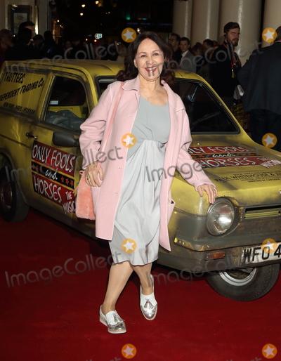 Arlene Phillips Photo - London UK Arlene Phillips at Only Fools and Horses Press night at the Theatre Royal Haymarket London on Tuesday February 19th 2019Ref LMK73-J4377-200219Keith MayhewLandmark Media WWWLMKMEDIACOM