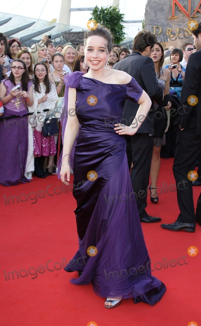 Anna Popplewell Photo - London UK Anna Popplewell at the UK premiere of her film  The Chronicles of Narnia  Prince Caspian 02 ArenaLondon The film is the second in the series based on the books of CSLewis 19th June 2008 Keith MayhewLandmark Media