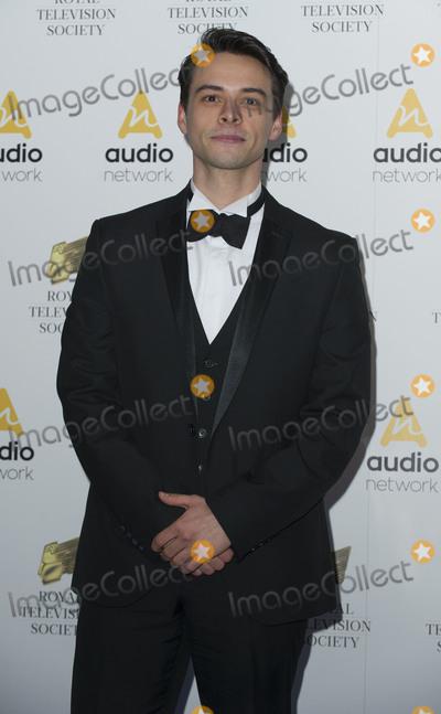 Adam Long Photo - London UK Adam Long at the Royal Television Society Awards  at Grosvenor House Hotel Park Lane  London Britain on March 22nd 2016Ref LMK386-60107-230316Gary MitchellLandmark Media WWWLMKMEDIACOM