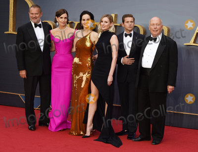 Hugh Bonneville Photo - London UK  Hugh Bonneville Elizabeth McGovern Michelle Dockery Laura Charmichael Allen Leech Julian Fellowes at the World Premiere of Downton Abbey held at Cineworld Leicester Square London on Monday 9 September 2019Ref LMK392-J5420-100919Vivienne VincentLandmark Media WWWLMKMEDIACOM