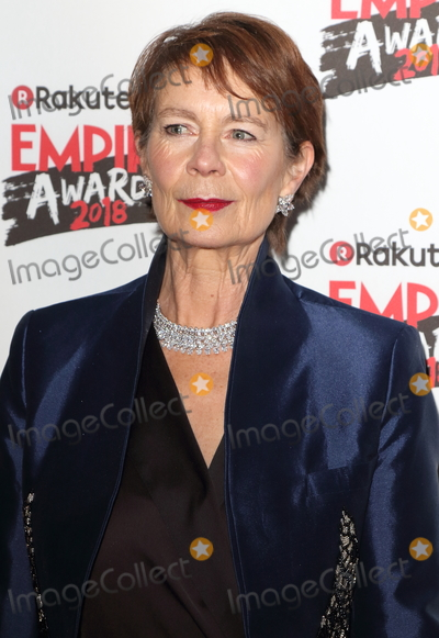 Celia Imrie Photo - London UK Celia Imrie at Rakuten TV Empire Awards held at the Roundhouse Chalk Farm Camden London on March 18th 2018Ref LMK73-J1750-190318Keith MayhewLandmark MediaWWWLMKMEDIACOM