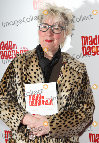 Jenny Eclair Photo - London UK Jenny Eclair at Made in Dagenham Press Night at the Adelphi Theatre The Strand London on November 5th 2014Ref LMK73-50008-061114Keith MayhewLandmark Media WWWLMKMEDIACOM