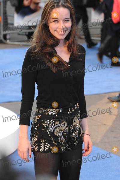 Anna Popplewell Photo - London UK Anna Popplewell at the UK premiere of the film The Death and Life of Charlie St Cloud held at The Empire cinema Leicester Square 16 September 2010Matt LewisLandmark Media