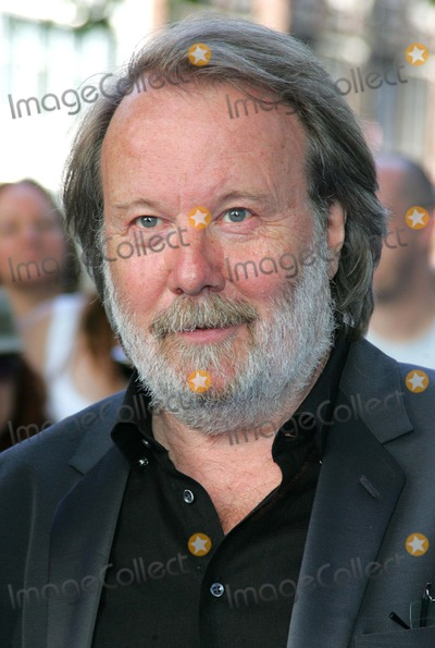 ABBA Photo - London UK Benny Andersson     (Ex-ABBA and also a co-Producer of the movie)    at the World Premiere of his film Mamma Mia at the Odeon Leicester Square London 30th June 2008 Keith MayhewLandmark Media