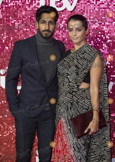 Amrita Acharia Photo - London UK Sagar Radia (L) and Amrita Acharia  at  the ITV Gala held at the London Palladium on November 9 2017 in London EnglandRef LMK386-J1110-101117Gary MitchellLandmark MediaWWWLMKMEDIACOM