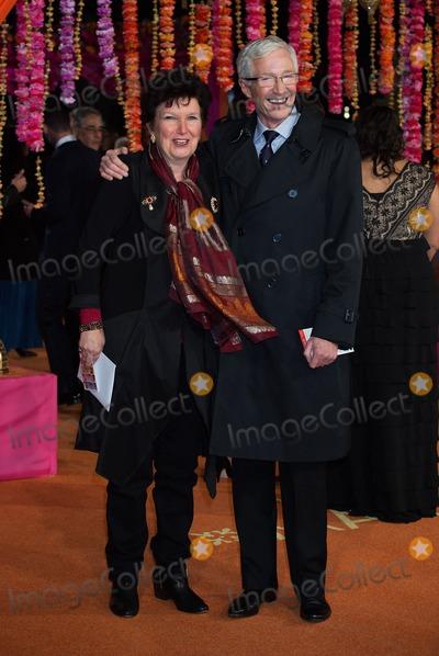 Paul OGrady Photo - London UK Paul OGrady at  The Royal Film Performance and World Premiere of The Second Best Exotic Marigold Hotel at Odeon Leicester Square on February 17 2015 in London Ref LMK12-50610-180215J AdamsLandmark MediaWWWLMKMEDIACOM