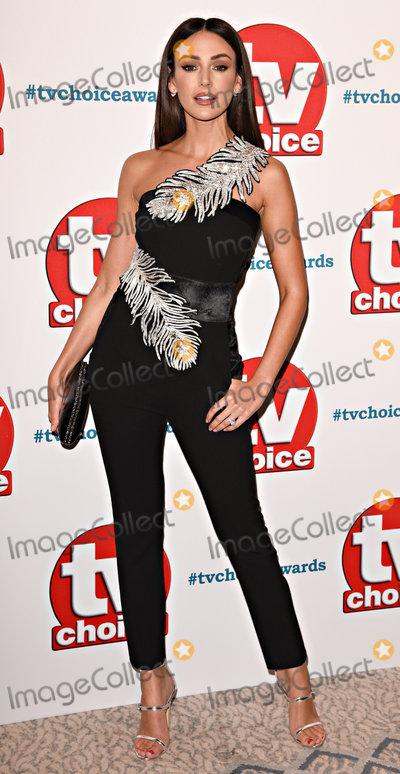 Michell Keegan Photo - London UK Michelle Keegan at The TV Choice Awards held at The Dorchester Hotel London on Monday 10 September 2018Ref LMK392-J2580 -110918Vivienne VincentLandmark Media WWWLMKMEDIACOM