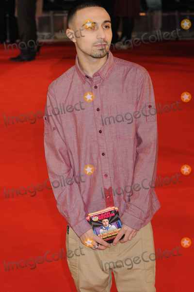 Adam Deacon Photo - London UK  Adam Deacon  at the The Woman In Black World PremiereThe Royal Festival HallLondon 24th January 2012  Matt LewisLandmark Media
