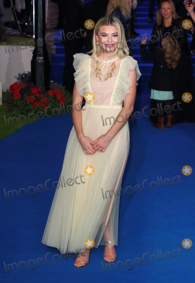 Albert Hall Photo - London UK Georgia Toffolo at Mary Poppins Returns - UK Premiere at the Royal Albert Hall Kensington London on Wednesday December 12th 2018Ref LMK73-J4044-131218Keith MayhewLandmark Media WWWLMKMEDIACOM