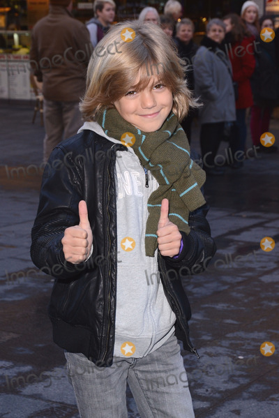 Harry Hickles Photo - London UK  Harry Hickles at the VIP Gala screening of MR Peabody  Sherman 3D at Vue West End Leicester Square London 1st February 2014 RefLMK392-40546-020214 Vivienne VincentLandmark MediaWWWLMKMEDIACOM
