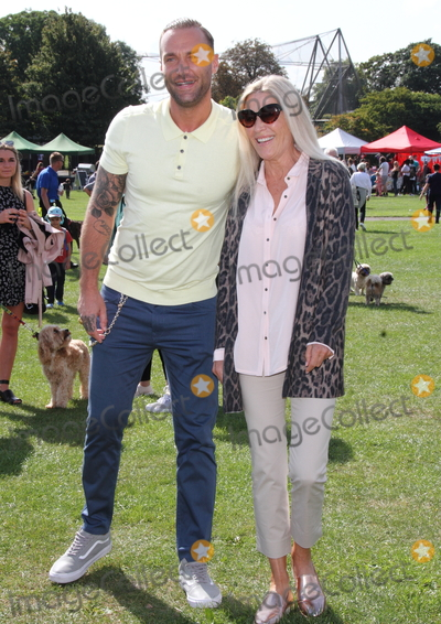 Angie Best Photo - London UK  Calum Best and Angie Best atPup Aid 2017 at Primrose Hill London on Saturday September 2nd 2017  2nd September 2017 Ref LMK73-S638-030917Keith MayhewLandmark Media WWWLMKMEDIACOM
