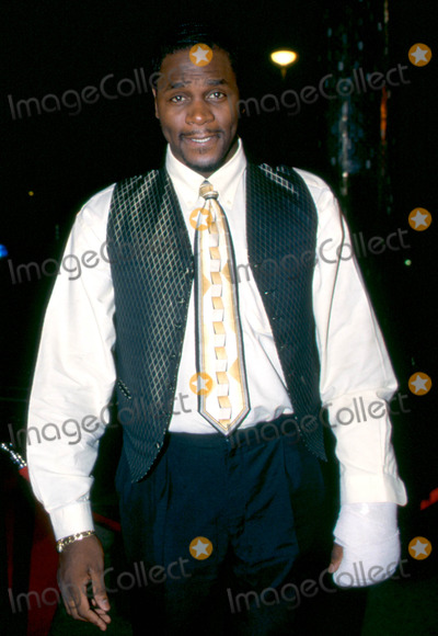 Audley Harrison Photo - LondonAudley Harrison at the BBC Sports Personality of the Year AwardsDecember 10th 2000Picture by Eric BestLandmark Media