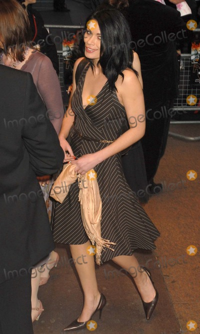 Alison King Photo - London Alison King at the Premiere of Rolling with the Nines held at the Odeon Leicester Square19 April 2006SydLandmark Media